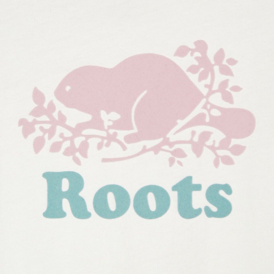 Roots-undefined-Toddler Original Cooper Beaver T-shirt-undefined-C