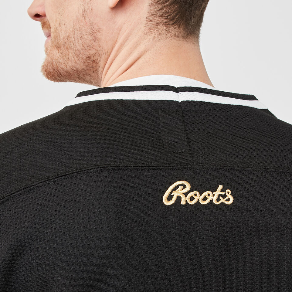 Roots-undefined-Unisex Roots Heritage Jersey-undefined-F