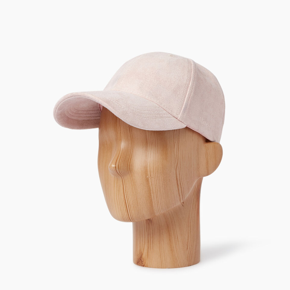 Roots-Women Our Favourite New Arrivals-Alexis Baseball Cap-Pink-B
