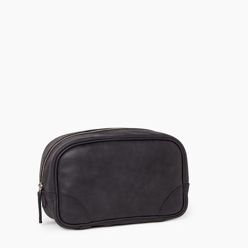 Roots-Leather Our Favourite New Arrivals-Jasper Dopp Kit-Jet Black-A