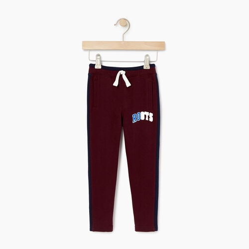 Roots-Kids Toddler Boys-Toddler 2.0 Jogger-Cabernet-A