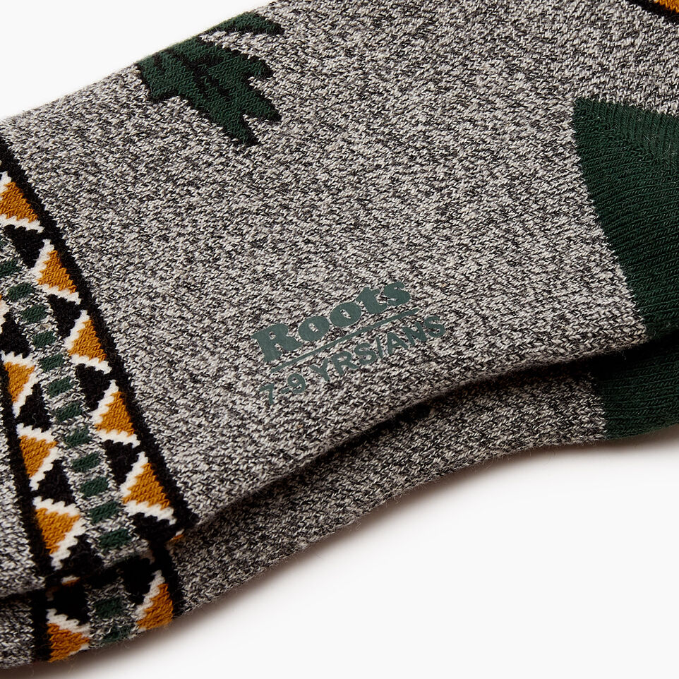 Roots-undefined-Kids Canadiana Boot Sock-undefined-C