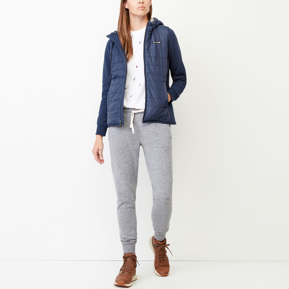 Roots-Women Our Favourite New Arrivals-Roots Hybrid Hoody Jacket-Navy Blazer-B