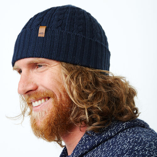 Roots-Men Our Favourite New Arrivals-Rothesay Toque-Navy-A