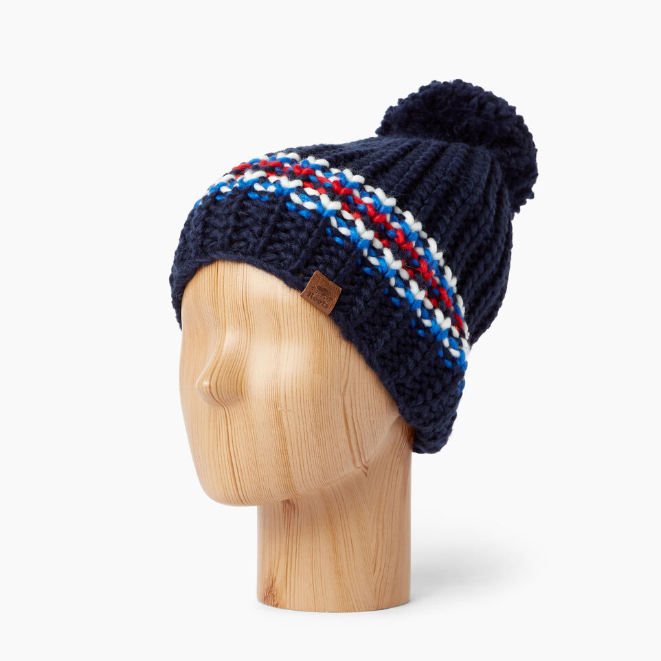 Roots-Women Our Favourite New Arrivals-Kananaskis Toque-Navy-B