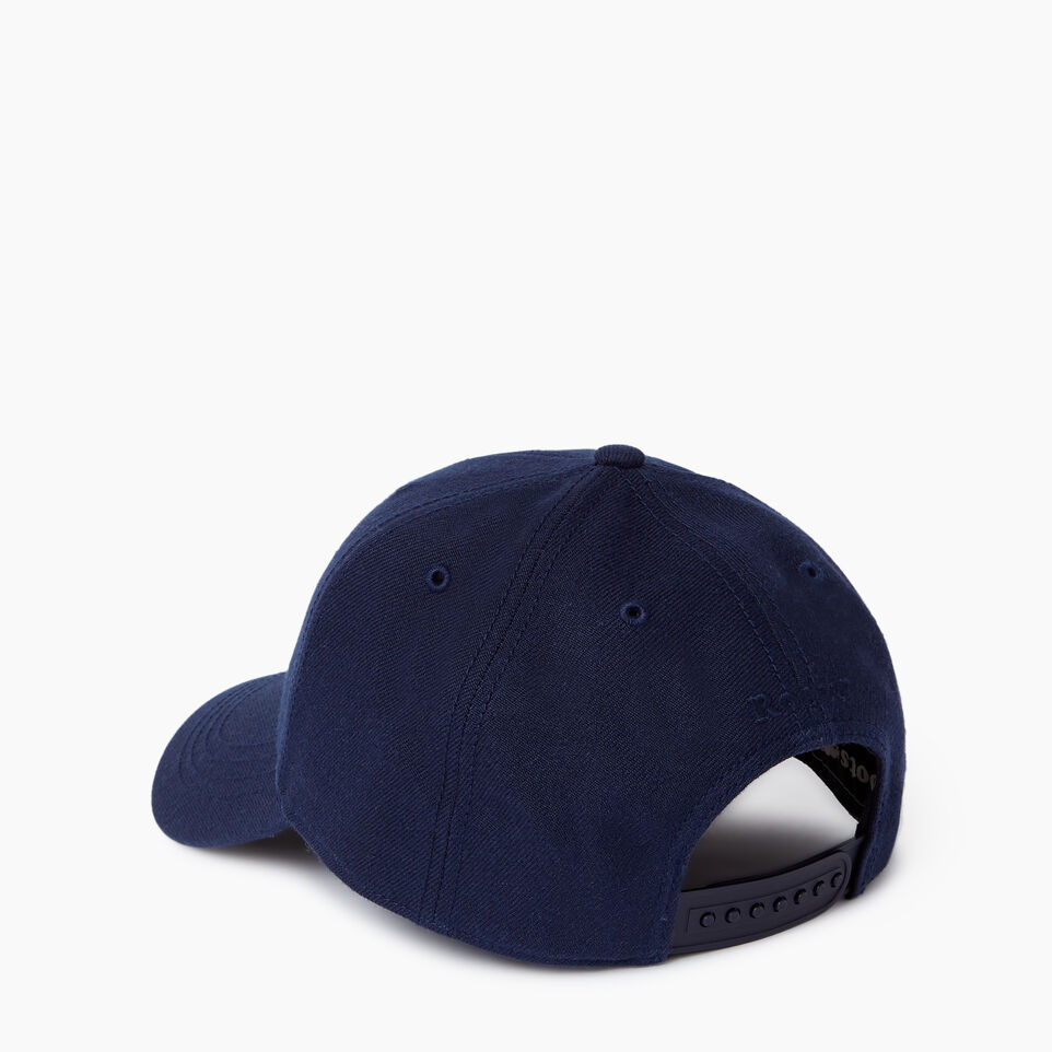 Roots-Men Our Favourite New Arrivals-Modern Leaf Baseball Cap-Navy-C