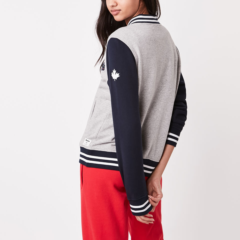 Roots-undefined-Roots Varsity Jacket-undefined-D