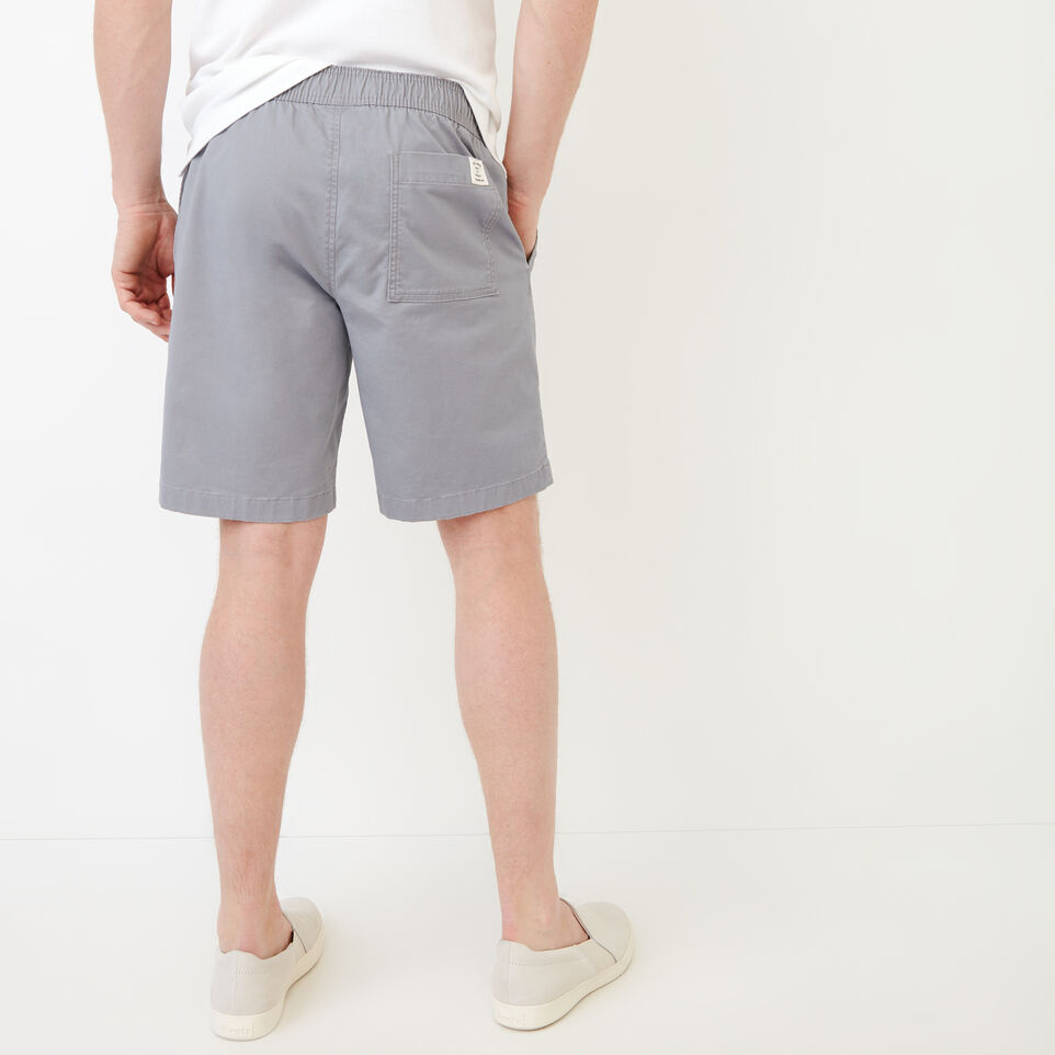 Roots-Men Clothing-Essential Short-Silverstone-D