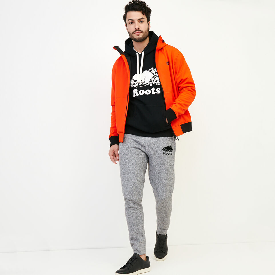 Roots-Men Our Favourite New Arrivals-Original Kanga Hoody-Black-B