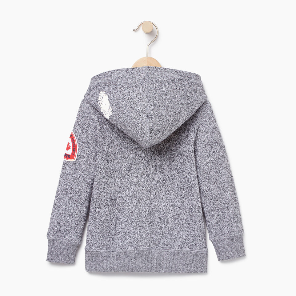 Roots-undefined-Toddler Patches Full Zip Hoody-undefined-B