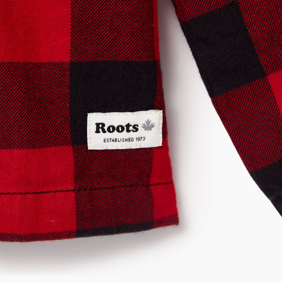 Roots-undefined-Toddler Park Plaid Shirt-undefined-D