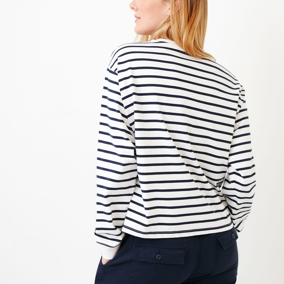 Roots-Women Our Favourite New Arrivals-Brookley Top-White-D
