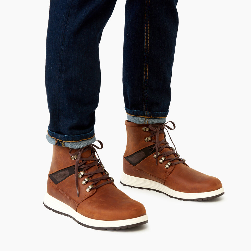 Roots-Soldes Chaussures-Bottes d'hiver Temagami pour hommes-Chêne-B
