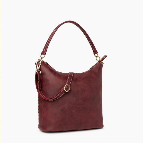 Roots-Women Bestsellers-Ella Bag-Crimson-A