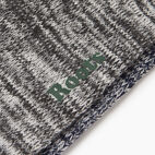 Roots-Men Clothing-Cotton Cabin Sock 2 pack-Navy-C