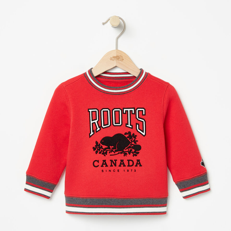 Roots-undefined-Baby Sideline Crew-undefined-A