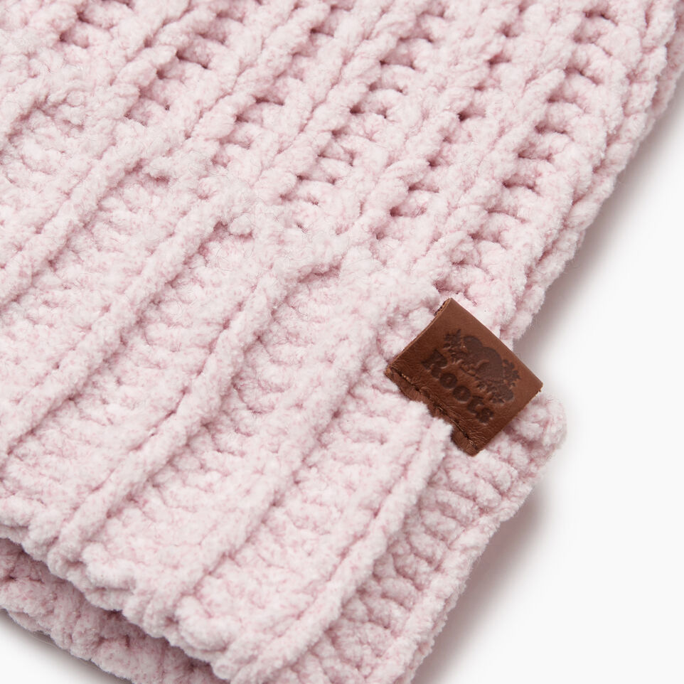 Roots-Kids Our Favourite New Arrivals-Kid Girl Chenille Toque-Fragrant Lilac Ppr-D