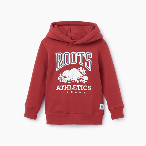 Roots-Kids Our Favourite New Arrivals-Toddler RBA Hoody-Rosewood-A