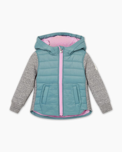 Roots-Kids Jackets-Toddler Roots Hybrid Jacket-Arctic Sky-A