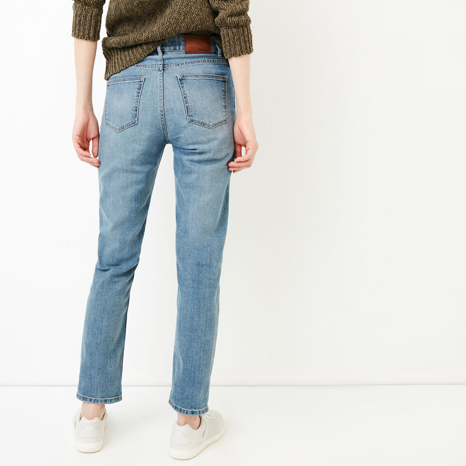 Roots-undefined-Jensen Straight Leg Jean-undefined-D