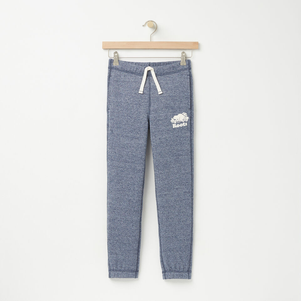 Roots-undefined-Boys Pepper Slim Sweatpant-undefined-A