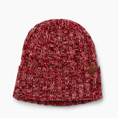 Roots-Clearance Last Chance-Dawson Toque-Red Mix-A