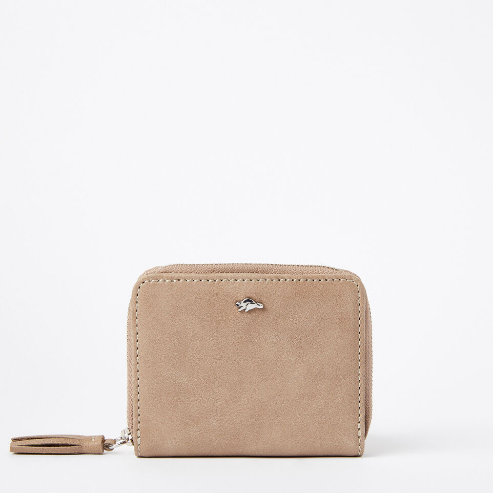 Roots-Small Tassel Wallet Tribe