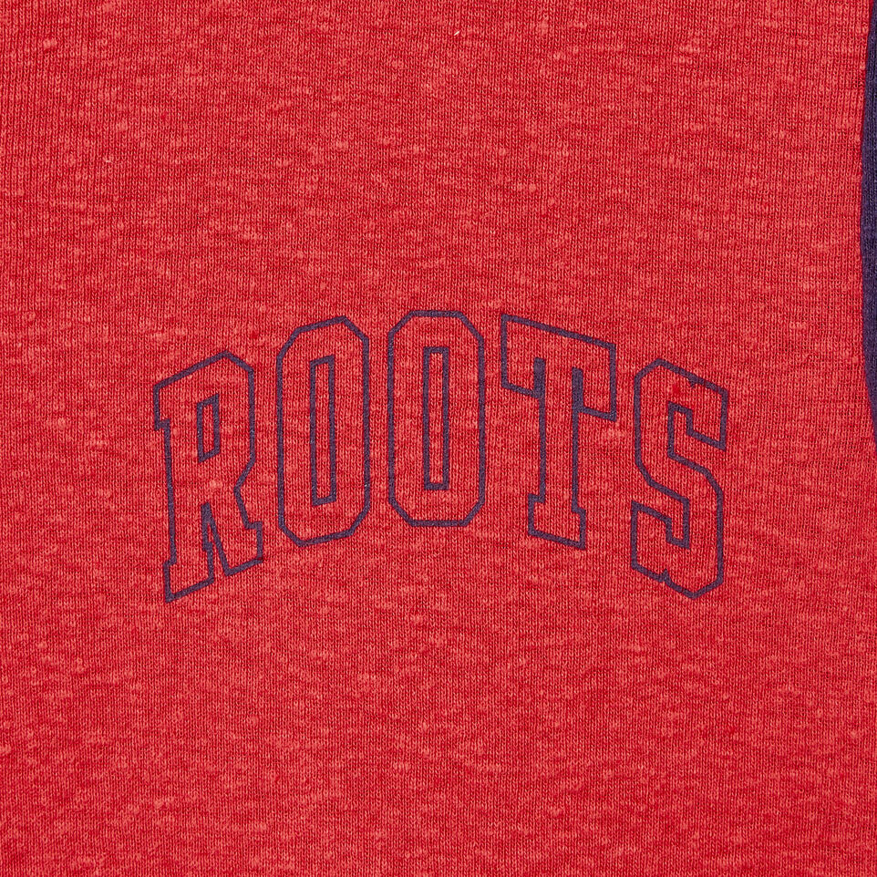 Roots-New For July Daily Offer-Womens Kelowna T-shirt-Chrysanthemum-D