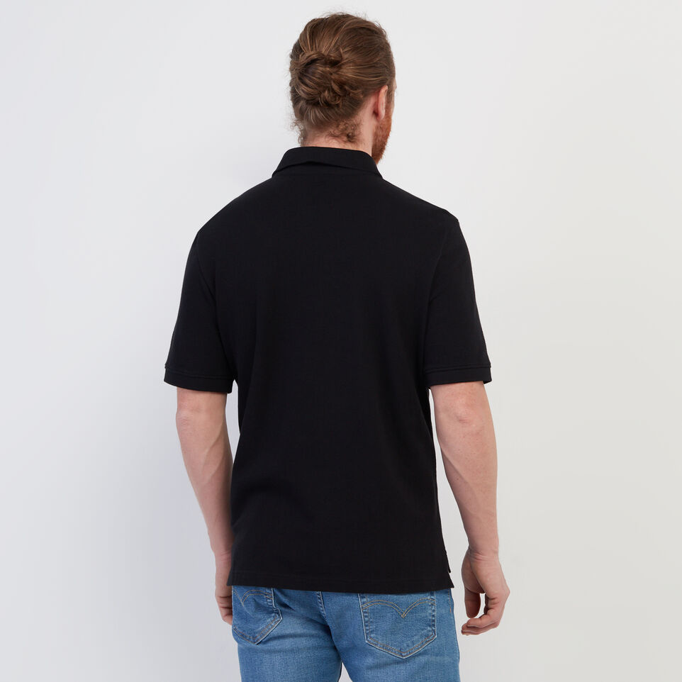 Roots-undefined-Heritage Pique Polo-undefined-D