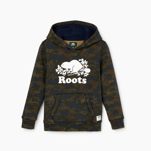 Roots-Kids Our Favourite New Arrivals-Boys Original Kanga Hoody-Camo Print-A