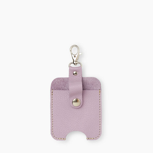Roots-New For December Mask & Wellness Accessories-Hand Sanitizer Holder Cervino-Mauve-A