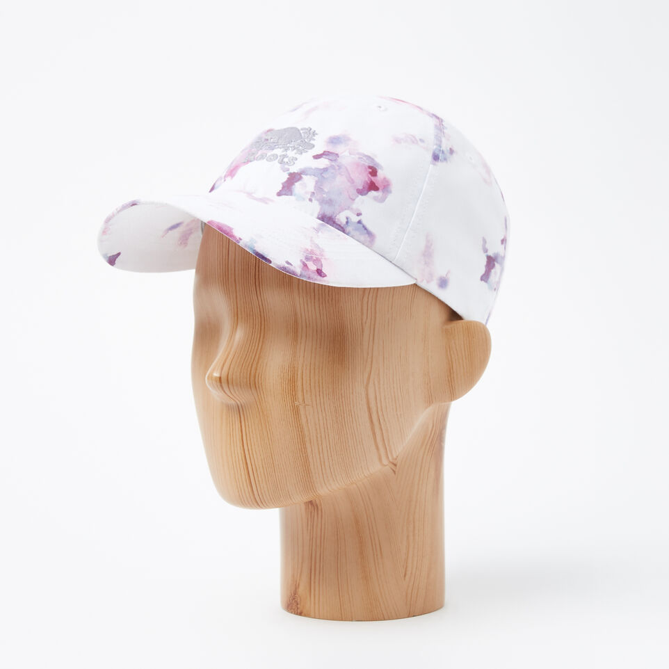 Roots-undefined-Watercolour Baseball Cap-undefined-B