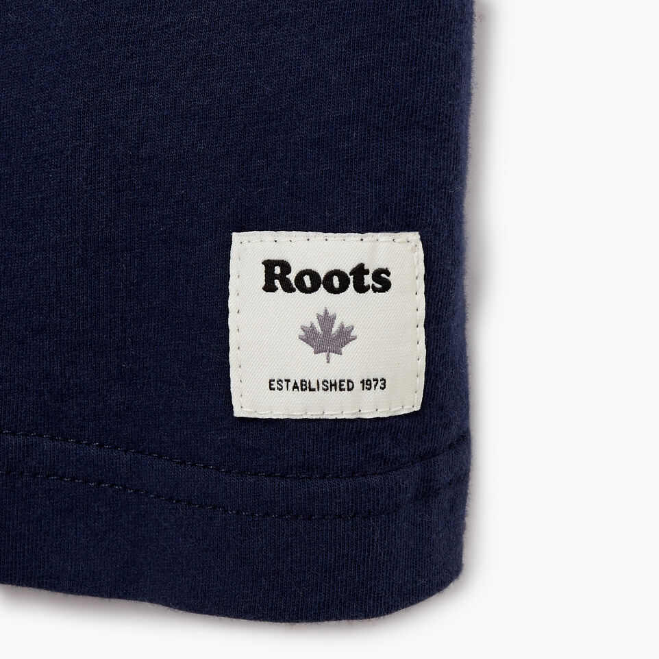 Roots-undefined-Mens Roots Shadow T-shirt-undefined-D
