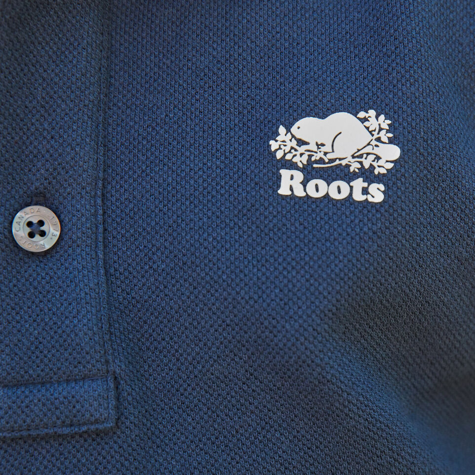 Roots-undefined-Boys Heritage Pique Polo-undefined-C