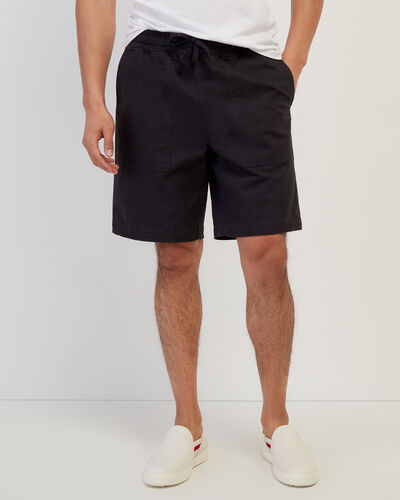 Roots-New For This Month Journey Collection-Journey Short 9.5 In-Dark Grey-A