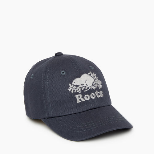 Roots-Kids Our Favourite New Arrivals-Toddler Cooper Baseball Cap-Graphite-A