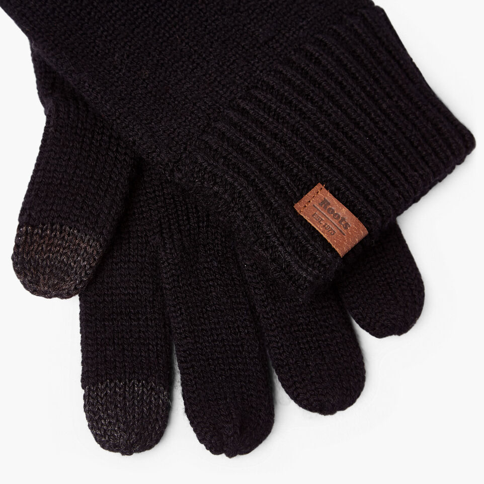 Roots-undefined-Dorval Texting Glove-undefined-B