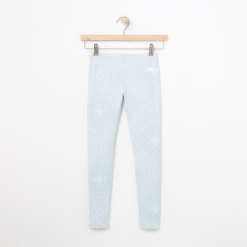 Roots-Kids New Arrivals-Girls Bandana Legging-Chambray Blue-A