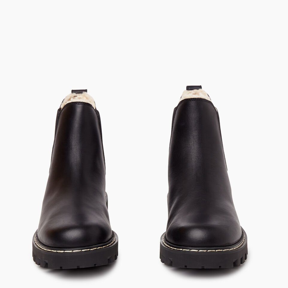 Roots-Footwear Our Favourite New Arrivals-Womens Tobermory Chelsea Boot-Black-D