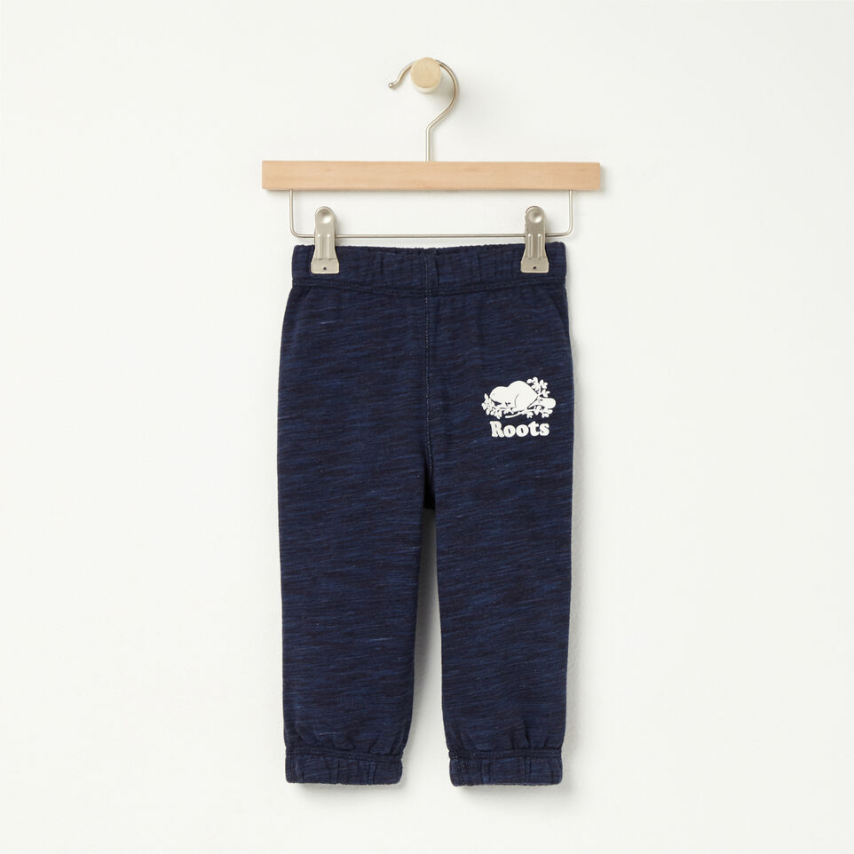 Roots-undefined-Baby Space Dye Original Sweatpant-undefined-A