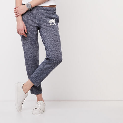 Roots-Women Sweatpants-Easy Ankle Sweatpant-Cascade Blue Pepper-A