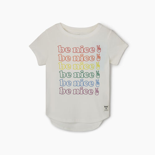 Roots-Kids T-shirts-Toddler Roots Pride T-shirt-Ivory-A