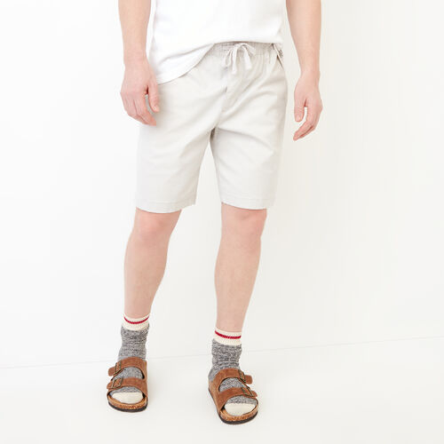 Roots-Men Our Favourite New Arrivals-Essential Short-Moonbeam-A