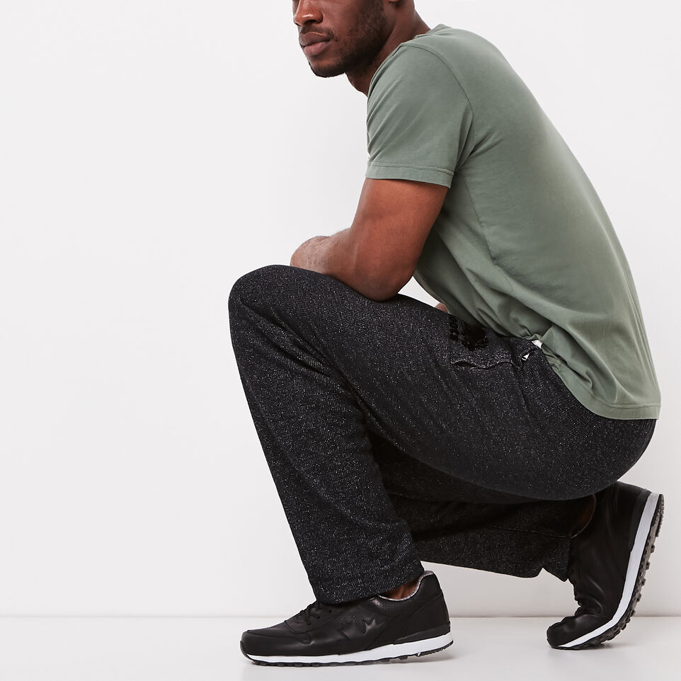 Roots-undefined-Roots Black Pepper Heritage Sweatpant-undefined-C