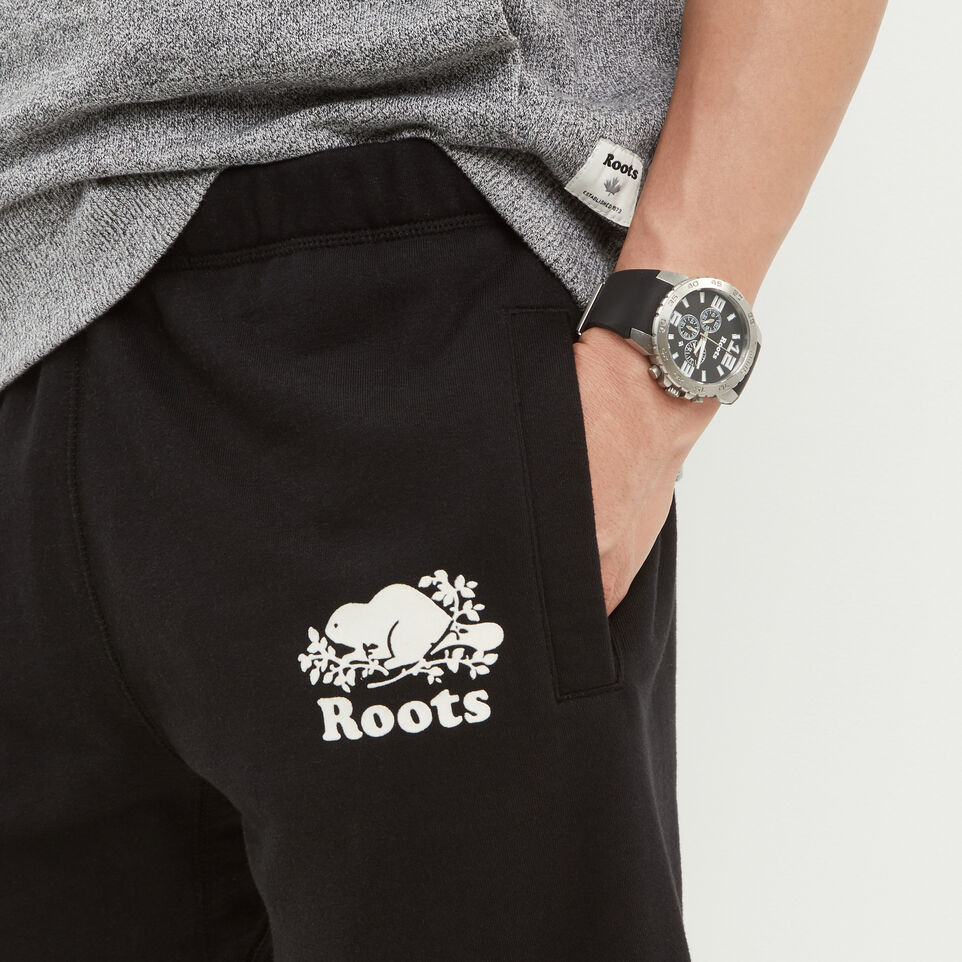 Roots-undefined-Short original en tricot bouclé-undefined-C