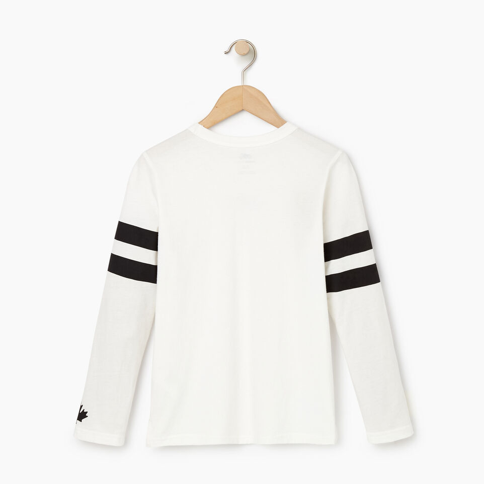Roots-Kids Our Favourite New Arrivals-Boys 2.0 T-shirt-Ivory-C