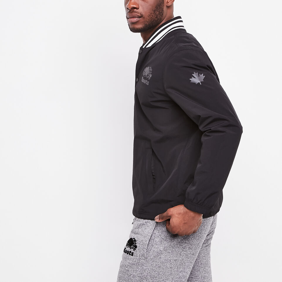 Roots-undefined-Sideline Coach's Jacket-undefined-B