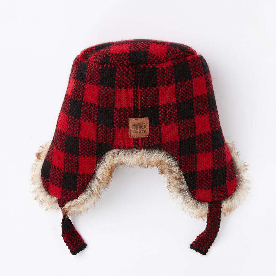 Roots-undefined-Toddler Lumberjack Trapper Hat-undefined-C