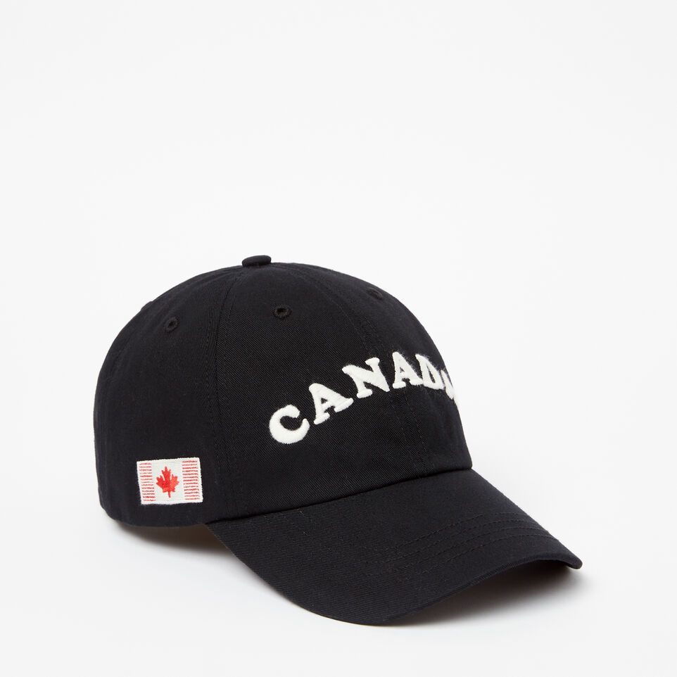 Roots-undefined-Canada Arch Baseball Cap-undefined-A