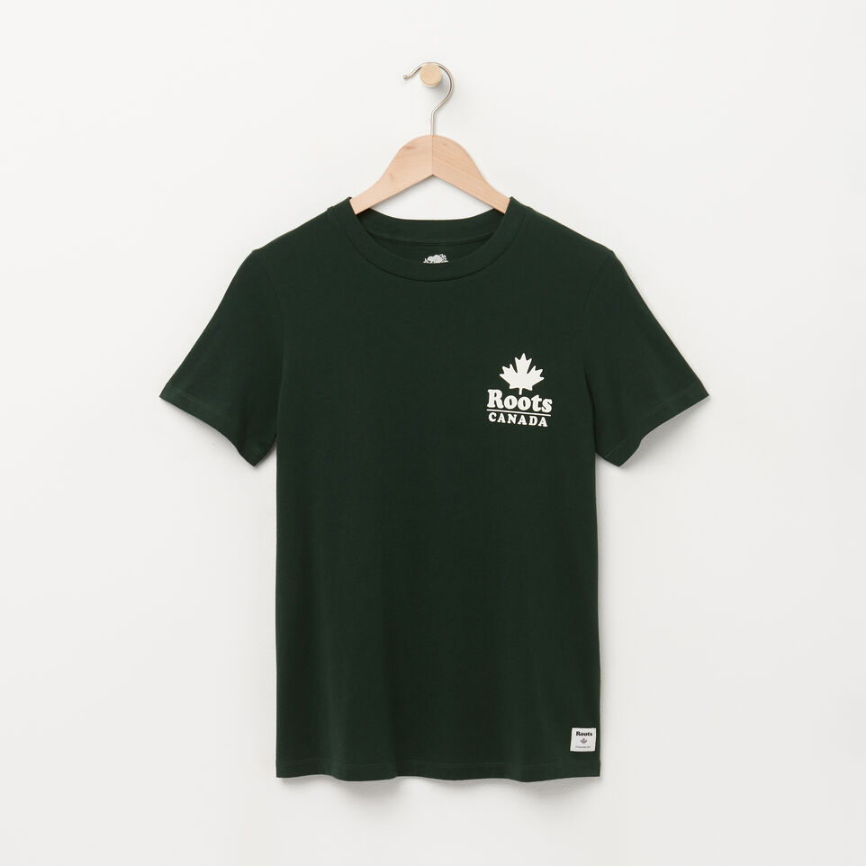 Roots-Womens Canada Cabin T-shirt